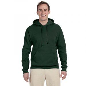 124 Mens/Unsiex Non Lace Hooded Sweatshirt